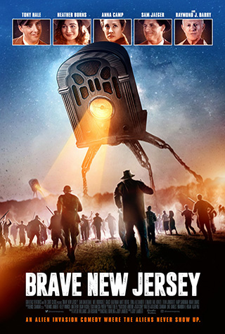 Brave New Jersey (2016) by The Critical Movie Critics