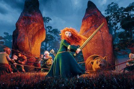 Movie Trailer #3:  Brave (2012)