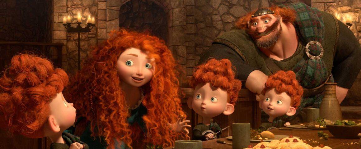 Movie Review: Brave (2012) - The Critical Movie Critics