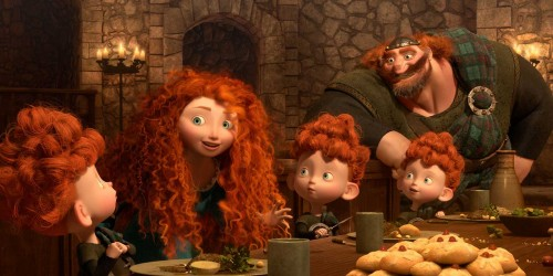 Movie Review: Brave (2012)