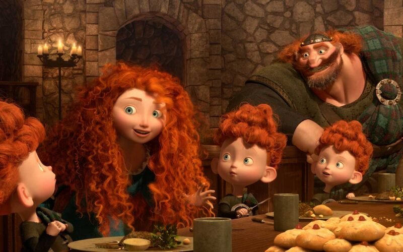 Brave (2012) by The Critical Movie Critics