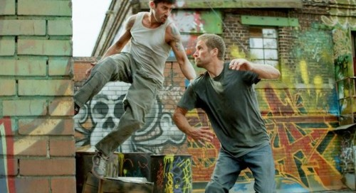 Movie Review:  Brick Mansions (2014)