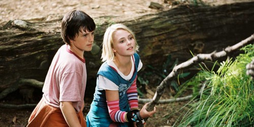 Movie Review:  Bridge to Terabithia (2007)
