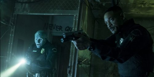 Movie Review:  Bright (2017)