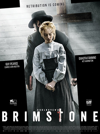 Brimstone (2016) by The Critical Movie Critics