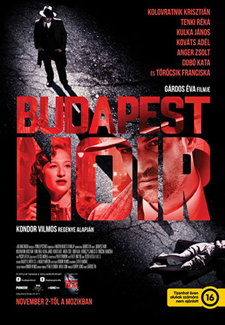 Budapest Noir (2017) by The Critical Movie Critics