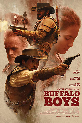 Buffalo Boys (2018) by The Critical Movie Critics