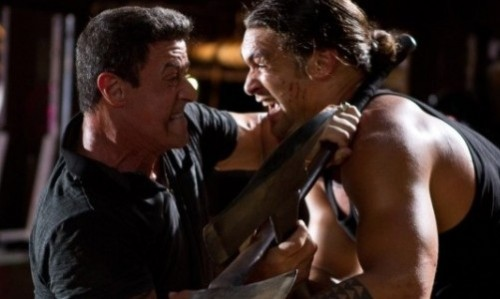 Movie Review: Bullet to the Head (2013)