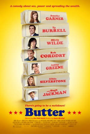 Butter (2011) by The Critical Movie Critics