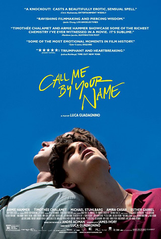 Call Me by Your Name (2017) by The Critical Movie Critics
