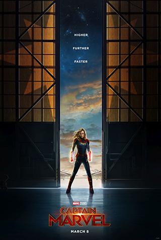 Captain Marvel (2019) by The Critical Movie Critics