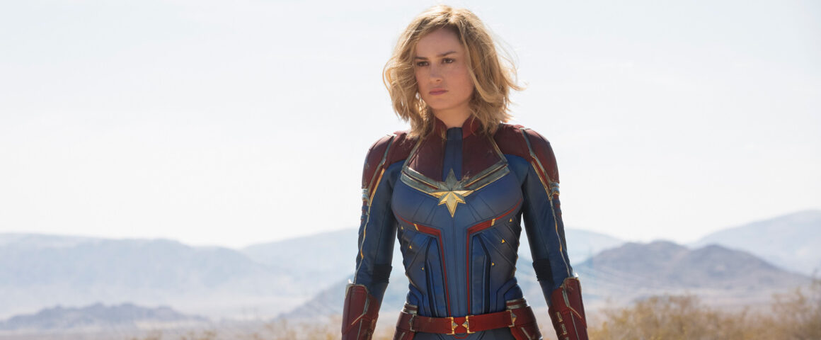 Captain Marvel (2019) by The Critical Movie Critics