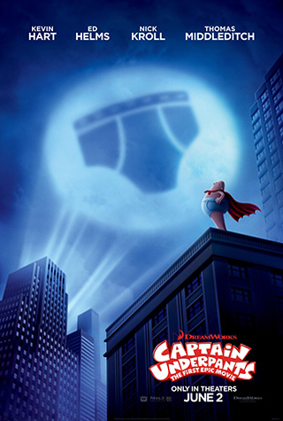 Captain Underpants: The First Epic Movie (2017) by The Critical Movie Critics