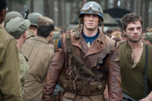 Captain America: The First Avenger (2011) by The Critical Movie Critics