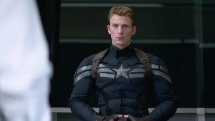 Movie Trailer: Captain America: The Winter Soldier (2014)