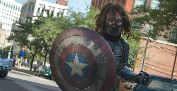 Captain America: The Winter Soldier (2014) by The Critical Movie Critics