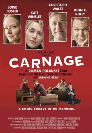 Carnage (2011) by The Critical Movie Critics