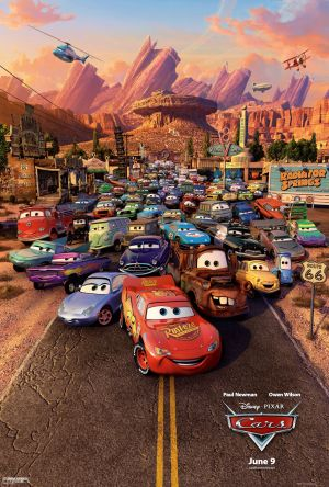 Cars (2006) by The Critical Movie Critics