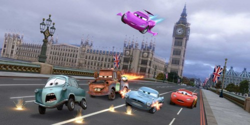 Movie Review: Cars 2 (2011)
