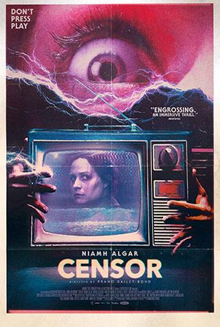 Censor (2021) by The Critical Movie Critics