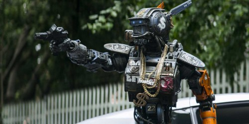 Movie Review:  Chappie (2015)