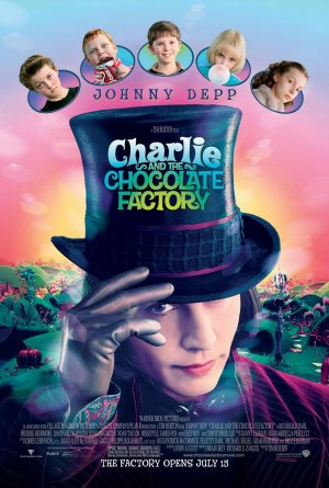 Charlie and the Chocolate Factory (2005) by The Critical Movie Critics