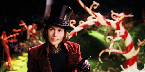 Movie Review:  Charlie and the Chocolate Factory (2005)