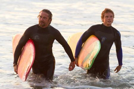 Movie Review: Chasing Mavericks (2012)