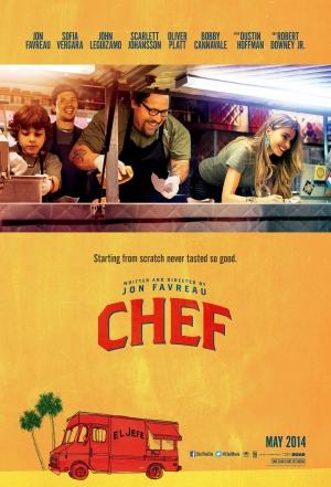Chef (2014) by The Critical Movie Critics