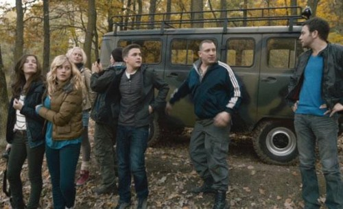 Movie Trailer: Chernobyl Diaries (2012)