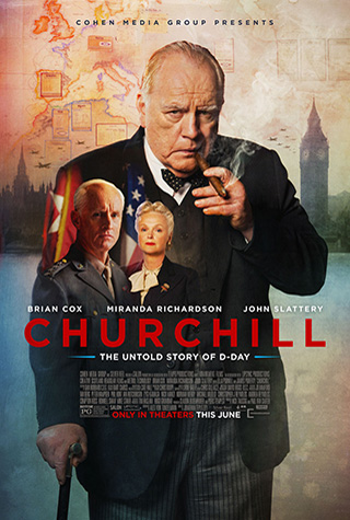 Churchill (2017) by The Critical Movie Critics