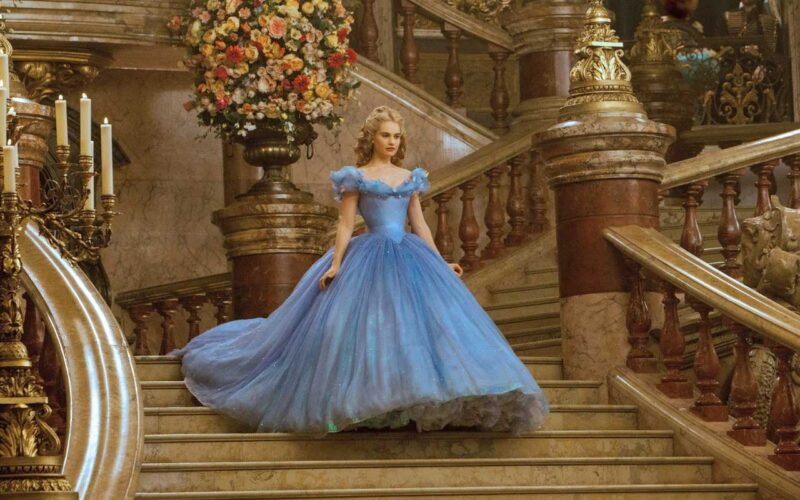 Cinderella (2015) by The Critical Movie Critics