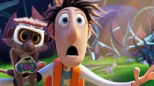 Movie Review: Cloudy with a Chance of Meatballs 2 (2013)