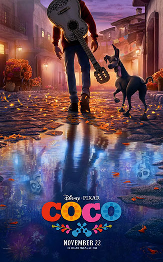 Coco (2017) by The Critical Movie Critics