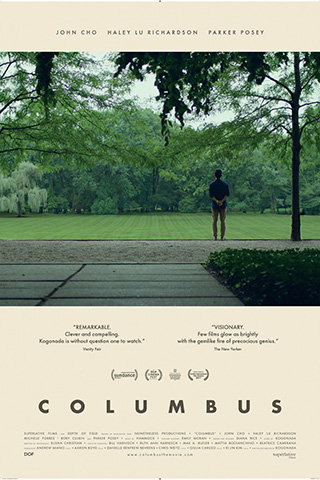 Columbus (2017) by The Critical Movie Critics