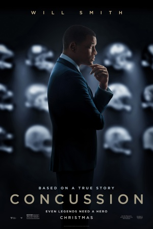 Concussion (2015) by The Critical Movie Critics