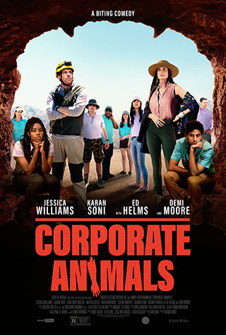 Corporate Animals (2019) by The Critical Movie Critics