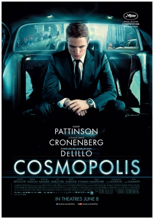 Cosmopolis (2012) by The Critical Movie Critics