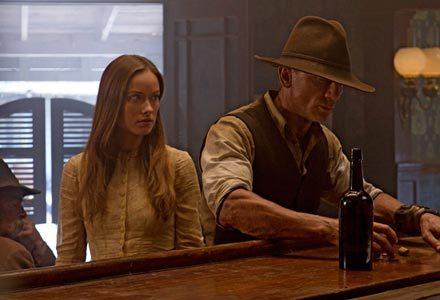 Movie Trailer:  Cowboys & Aliens (2011)