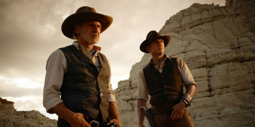 Movie Review:  Cowboys & Aliens (2011)