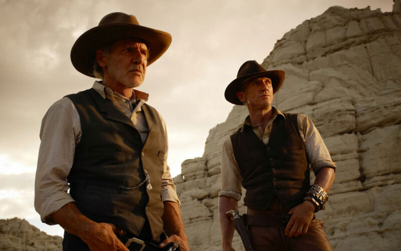 Cowboys & Aliens (2011) by The Critical Movie Critics