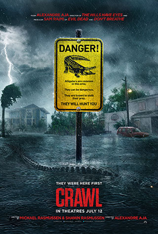 Crawl (2019) by The Critical Movie Critics