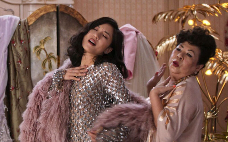 Crazy Rich Asians (2018) by The Critical Movie Critics