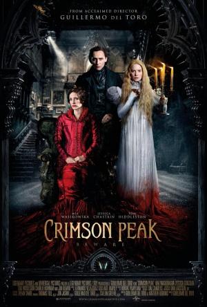 Crimson Peak (2015) by The Critical Movie Critics