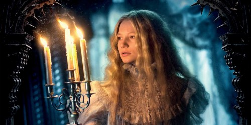 Movie Review: Crimson Peak (2015)