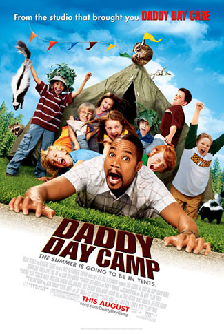 Daddy Day Camp (2007) by The Critical Movie Critics