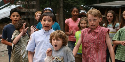Movie Review:  Daddy Day Camp (2007)