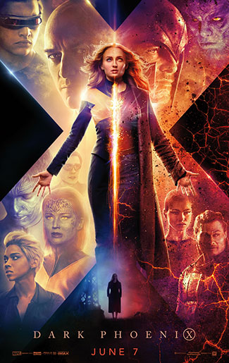 Dark Phoenix (2019) by The Critical Movie Critics