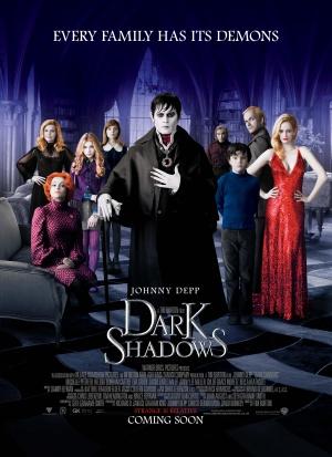 Dark Shadows (2012) by The Critical Movie Critics