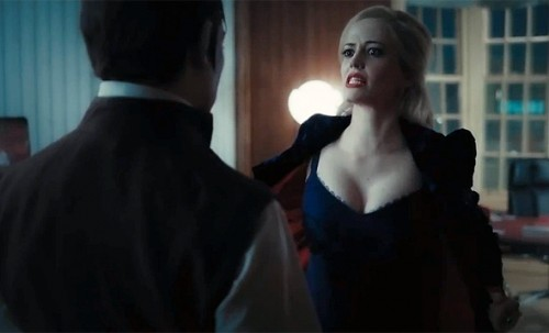 Movie Review: Dark Shadows (2012)